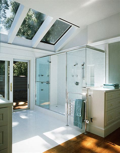 skylight in bathroom 23 gorgeous bathrooms that unleash the radiance of skylights