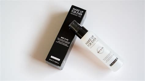 Makeup Forever Mist And Fix makeup forever mist fix setting spray 125ml style