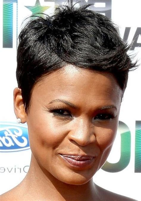 best haircuts for thinning hair for african american women 20 photo of short hairstyles for african american women