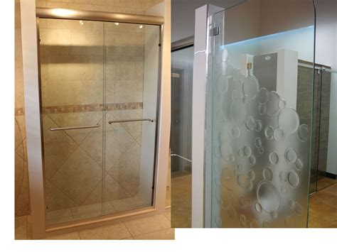 Glass Shower Door Frosted Shower Door Design Home Depot Frosted Shower Glass Doors