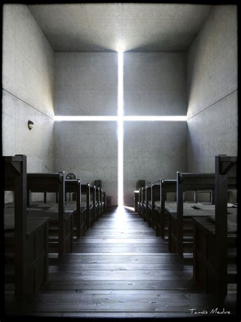 light of church tadao ando s five concrete masterpieces fibonacci