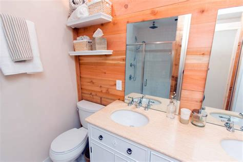 rustic beach bathroom rustic master bathroom at the beach beach flip hgtv