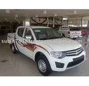 Mitsubishi L200 DCpicture  1 Reviews News Specs Buy Car