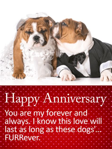 To Forever Al Ys Happy  Ee  Anniversary Ee   Card Birthday