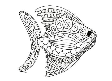 Animal Coloring Pages For Adults Best Coloring Pages For Kids Coloring Animals For