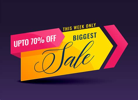 creative sale banner  promotion  marketing