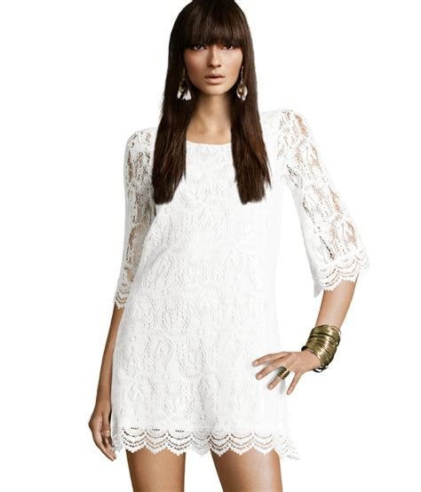 White Lace Dress white lace dress your style journey