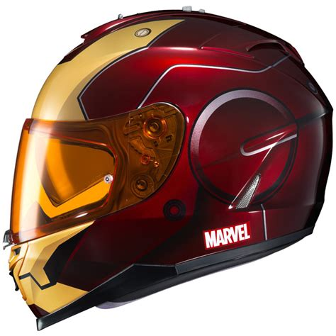 Iron Man Motorradhelm by Is 17 Iron Man Hjc Helmets Official Site