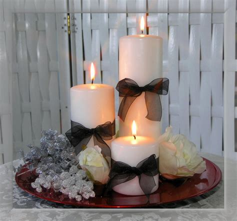 candle table centerpieces my beautiful wedding table centerpieces
