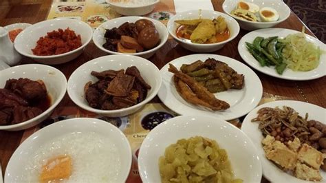 taiwan porridge buffet crystal cafe orchard grand court