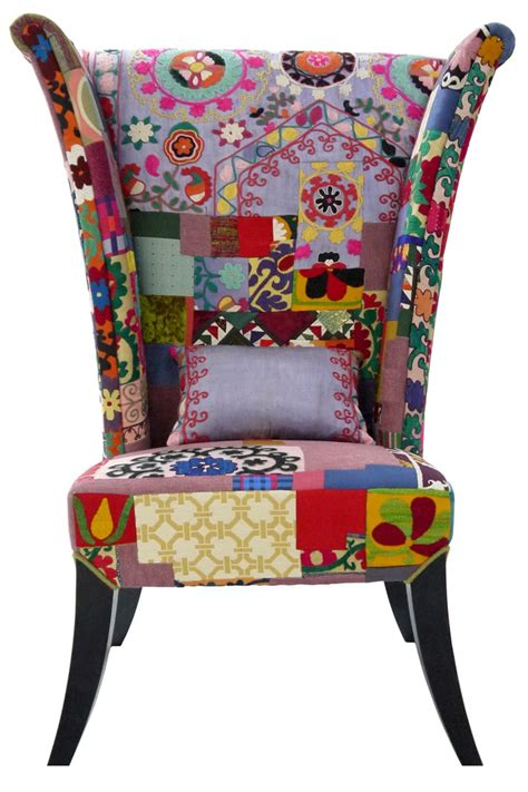 Patchwork Upholstered Furniture - 96 best images about muebles reciclados on