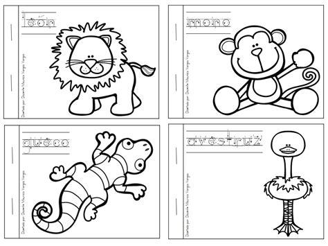libros de animales para ninos gratis sgblogosfera mar 237 a jos 233 arg 252 eso coloreamos animales