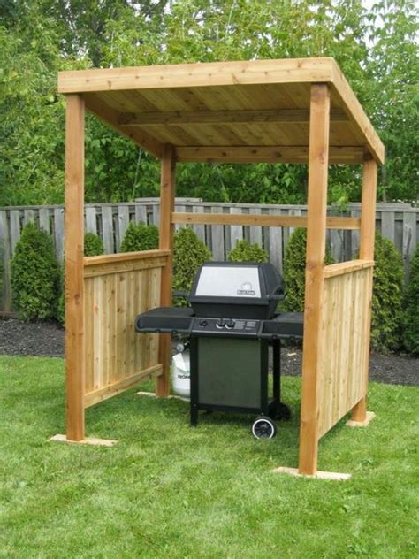 21 Grill Gazebo, Shelter And Pergola Designs   Shelterness