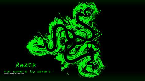 gamers logo wallpaper razer gaming wallpapers wallpaper cave