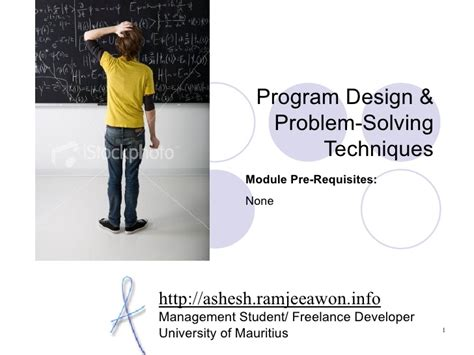 design management techniques problem solving techniques