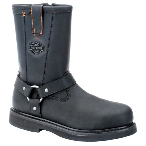 harley davidson steel toe boots harley davidson bill steel toe harness boot d95328