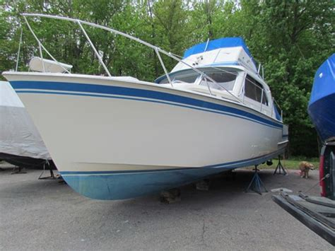 fishing boat for sale egypt for sale used 1965 hatteras sport fish fly bridge in