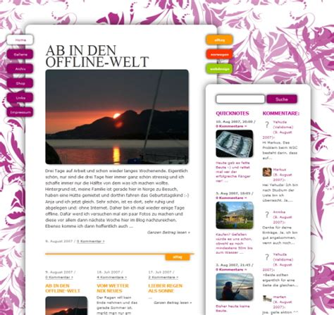 blog layout design 4 best images of blog layout designs cute owl fall