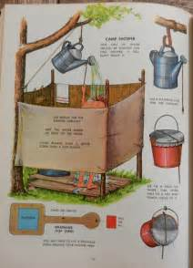 Build Your Own Outdoor Shower - camping showers being creative and making your own or
