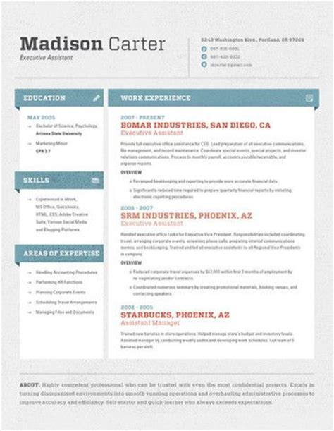 cv templates that stand out 17 best images about creative resume exles on