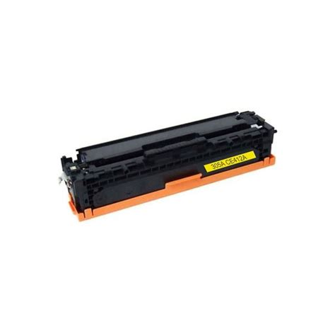 Toner Hp 305a Yellow hp toner 305a yellow ce412a toners and drums