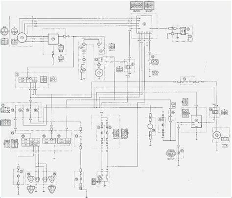 yamaha 250 tracker wiring diagram wiring diagram