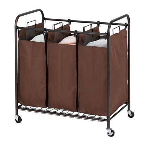 25 Better Homes And Gardens 3 Bin Laundry Sorter Bronze Laundry Separator