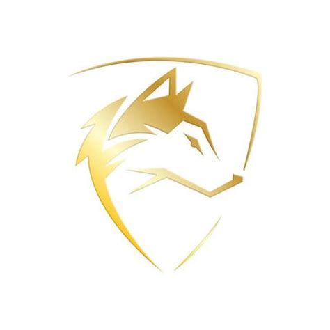 bentley university athletics logo gold alphalete vinyl decal 1 badge logo sports