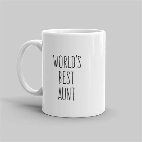 best mug world s best aunt mug mutative mugs