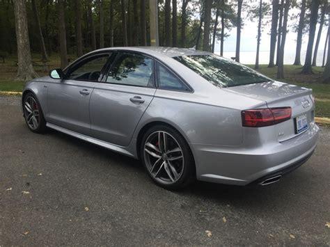 Audi A6 2017 by 2017 Audi A6 Interior U S News World Report