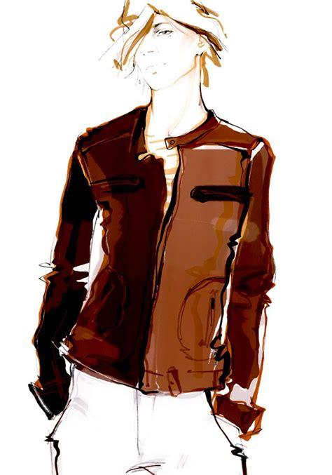 Dd Alena Navy s fashion illustration by alena lavdovskaya f a s h