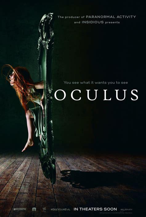 film oculus oculus 2013 movie poster eclipsemagazine
