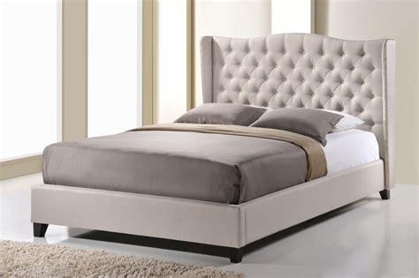cheap modern bedroom sets cheap baxton studio erick baxton studio norwich light beige linen modern platform