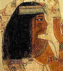 information on egyptain hairstlyes for and days of the pharaohs kinds of ancient egypt hair style