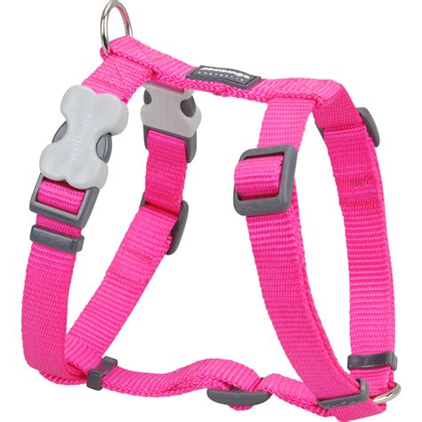 pink harness classic pink harness