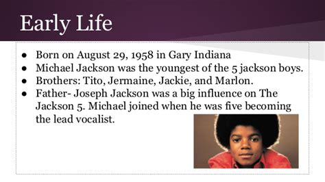Michael Jackson Biography Conclusion | college essays college application essays michael