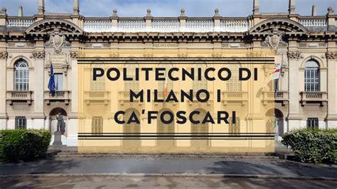Politecnico Di Mba by Prezentacija Univerziteta Politecnico Di I Ca