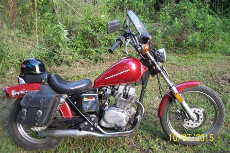 1985 Honda Rebel by 1985 Honda Rebel 250 Motorcycles For Sale