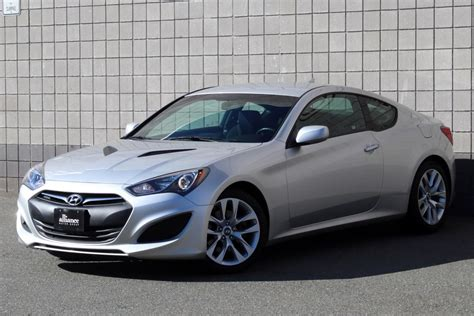 Hyundai Genesis 2013 For Sale by 2013 Hyundai Genesis Coupe For Sale In Middleton Ma 01949