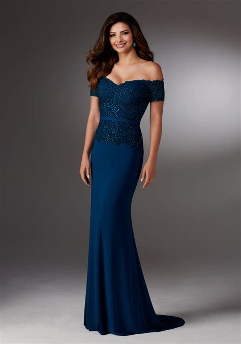 Special Dress jersey special occasion dress style 71517 morilee