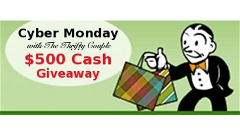 Amazon Cyber Monday Giveaway - thethriftycouple com