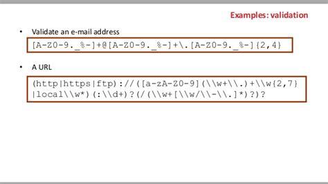url pattern regex java regular expressions