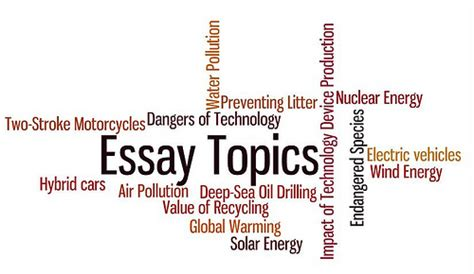 Interesting Science Topics For Essays by Finding Ideas For Ielts Essay Writing For Emigration