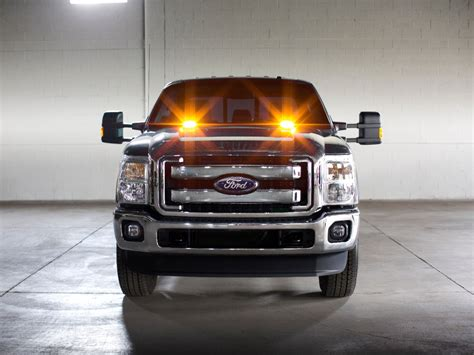 Ford Lights by New Factory Installed Strobe Warning Led Lights Available