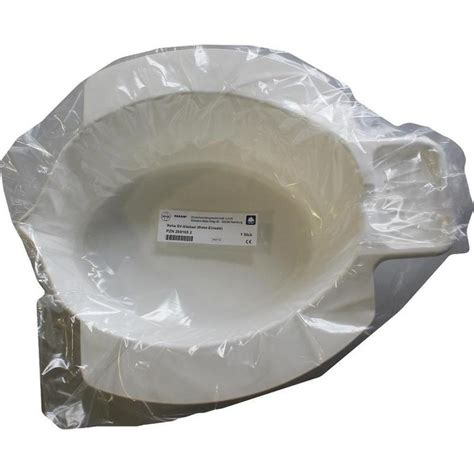 bidet einsatz sv sitzbad bidet einsatz f 252 r die toilette 1 st 252 ck