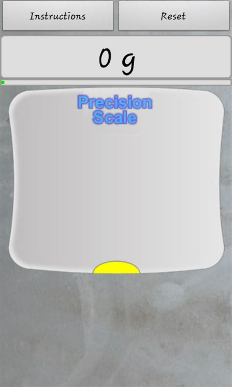 digital scale app for android precision digital scale free app android freeware