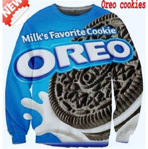 Oreo Sweater Pink oreo cookies sweatshirt 183 free shipping worldwide