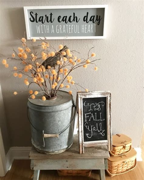 best fall decorating ideas 29 best farmhouse fall decorating ideas and designs for 2017