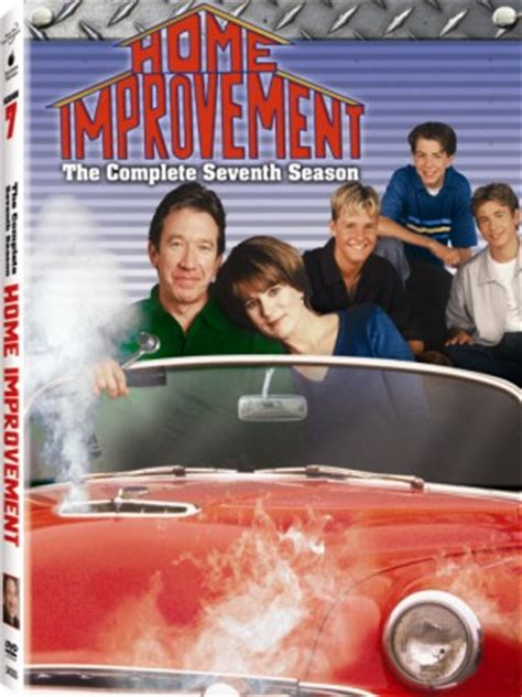quot home improvement quot the complete seventh season dvd review