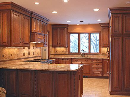 red backsplash tiles kitchen cabinet pink granite red birch kitchen cabinets in combination with light